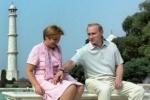 Путин заявил, что они с женой Людмилой не были повенчаны