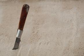 Петербурженка убила мужа, всадив ему нож в мягкое место