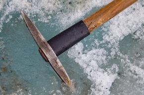 В Петербурге будут судить подростка, который проломил мигранту голову ледорубом