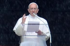 Папа римский Франциск пообещал разобраться с католическим гей-лобби