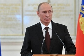 Путин пообещал отправить российских солдат в Сирию