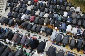 В молельной комнате на юго-востоке Москвы задержаны 300 человек