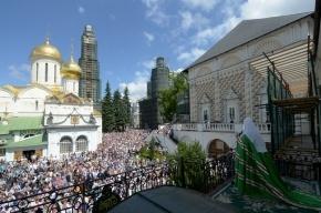 Патриарху Кириллу добавили паствы в фотошопе