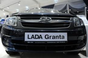 «АвтоВАЗ» планирует выпустить хэтчбек Lada Granta в 2014 году