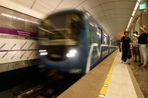 Каждый пассажир ночного метро обходится Петербургу в 600 рублей