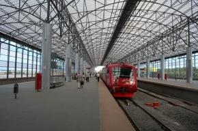 «Аэроэкспресс» до «Пулково» в Петербурге запустят в следующем году