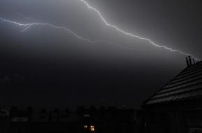 В Подмосковье Бог покарал язычников ударом молнии, один человек погиб