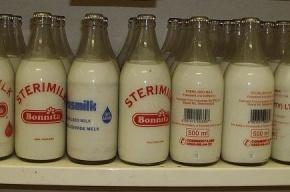 Цены на молоко в России установили печальный рекорд