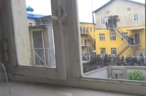 В иркутской колонии 350 человек нанесли себе увечья на плацу