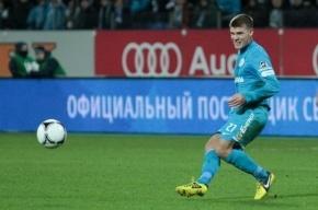 «Анжи» пытается купить у «Зенита» Игоря Денисова