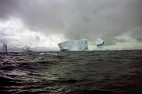 СМИ с запозданием на год сообщили о трех рукотворных пирамидах в Антарктиде