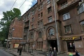 Задержаны трое бомжей, устроившие пожар в доме на Большой Пушкарской
