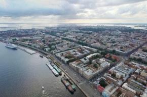 Жителям Васильевского острова разрешили приглашать гостей в дни ПЭФ