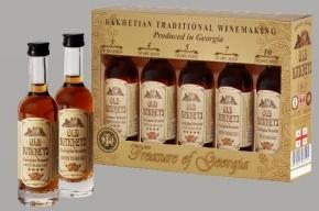 Первые 20 тысяч бутылок грузинского коньяка прошли таможню