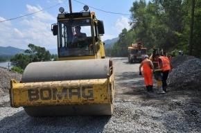 На строительстве дороги в Ленобласти расхитили 7 млн, уложив тончайший слой асфальта