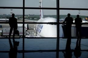 В шасси прилетевшего в Москву самолета нашли труп темнокожего