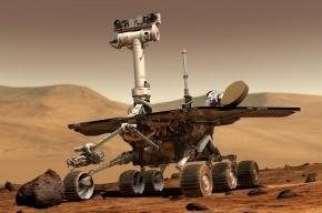 Марсоход Opportunity нашел в кратере следы пресной воды