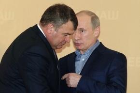 Анатолий Сердюков тайно встречался с Путиным в Петербурге