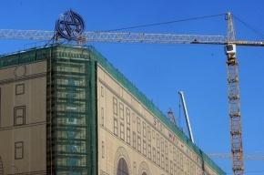 Универмаг «Детский мир» горит в центре Москвы