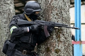 Спецназ ФСБ задержал организатора терактов в Москве