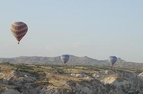 Компания Google предоставит доступ в интернет с помощью воздушных шаров
