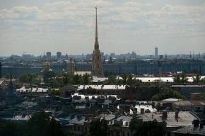 В Петербурге 19 июня ожидается ясная погода, а через неделю - жара