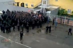 В Иркутске произошел бунт в колонии для бывших полицейских