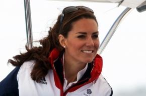 Герцогиня Кембриджская Кейт Миддлтон ушла в декретный отпуск
