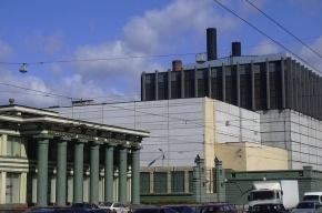 В Петербурге загорелся корпус Кировского завода