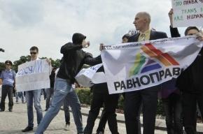 В Петербурге разрешили гей-прайд на Марсовом поле