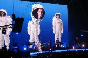 Depeche Mode даст повторные концерты в Москве и Петербурге
