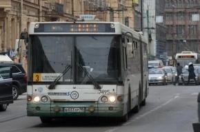 На Васильевском острове автобусы пойдут в обход Экономического форума