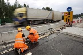 В Ленобласти на строительстве дорог расхитили более 80 млн