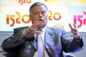 Владимира Якунина сняли с должности главы «РЖД»
