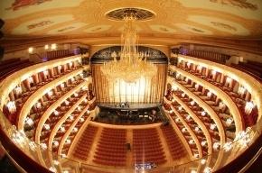 При ремонте Большого театра похитили 90 млн рублей
