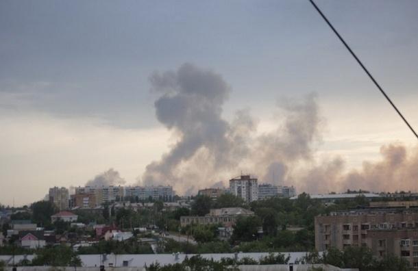На самарском полигоне, где произошли взрывы, находилось 18 млн снарядов
