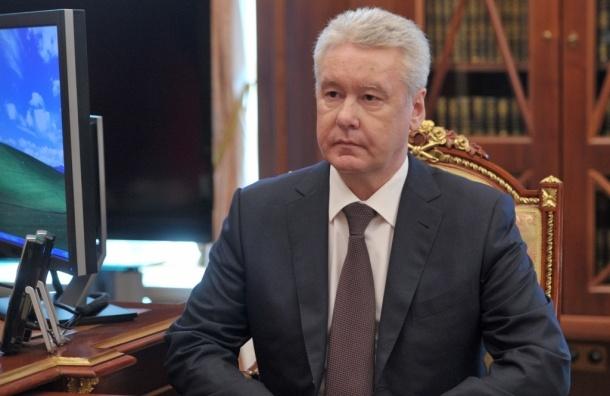 Должность мэра должна консолидировать различные партии и общественные движения - С.Собянин