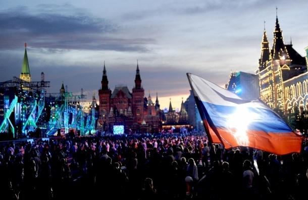 В Москве в День России ограничат движение транспорта