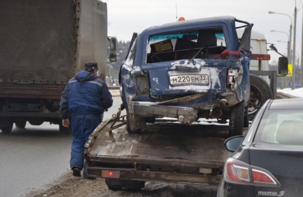 В ДТП пострадали шестеро детей и погиб младенец