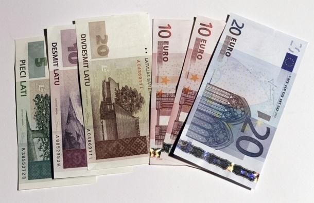 Российские туристы смогут тратить евро в Латвии с 2014 года