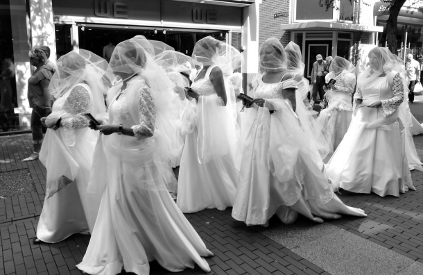 В Думу хотят внести законопроект о запрете россиянам жениться более трех раз