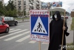 Фоторепортаж: «Акция SPB.AUTO на пр. Энергетиков»