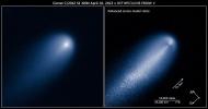 Фоторепортаж: «Комета ISON»