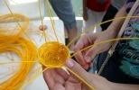 Газета «Мой район» и итальянская школа флористики Primavera провели мастер-классы по флористике в парке Кузьминки: Фоторепортаж