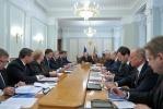 Совещание по вопросам модернизации Транссибирской железнодорожной магистрали, Путин, 26 июля 2013: Фоторепортаж