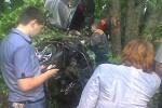 Фоторепортаж: «ДТП под Саратовом в июле 2013 года»