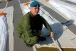 Фоторепортаж: «Руслан Маржанов, десантник убитый в Пугачеве»
