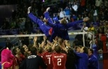 Россия - Бразилия в финале Мировой лиги 2013 по волейболу: Фоторепортаж