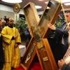 Крест Апостола Андрея в Петербурге: Фоторепортаж