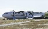 Самолет Boeing 777 разбился в Сан-Франциско 6 июля 2013 года: Фоторепортаж